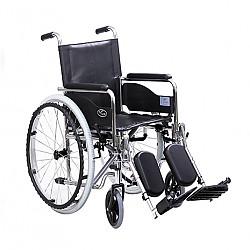 나래 CL1100 스틸 거상형 수동 휠체어