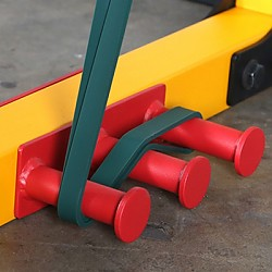 Resistance Band Pegs Attachment
